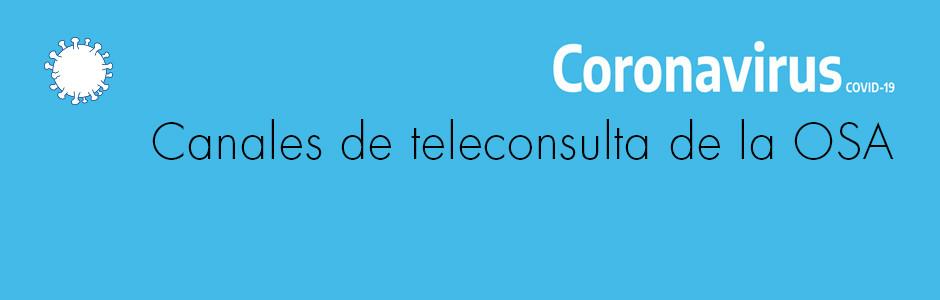 canales de teleconsulta